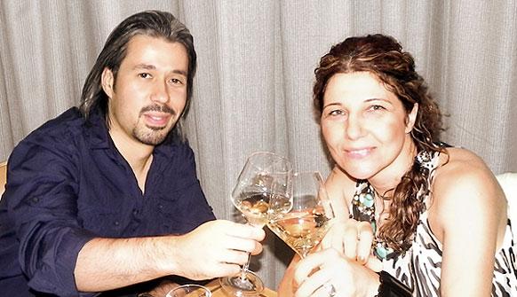 Nick & Galia